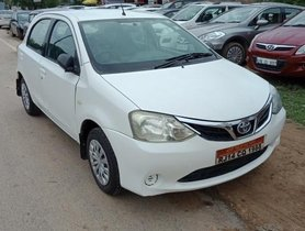 Good as new Toyota Etios Liva GD 2012 by owner