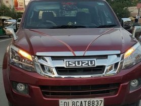 Used Isuzu D-Max 2017 at the best deal
