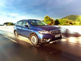 2018 Maruti S-Cross to get Updated and Price Changed