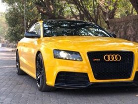 Good as new Audi RS5 Coupe 2013 by owner