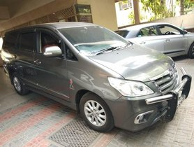 Used Toyota Innova 2.5 VX 7 STR 2014 for sale