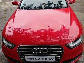 Used Audi A4 2.0 TDI 2013 by owner
