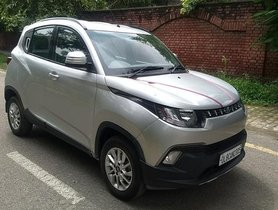 Used 2015 Mahindra KUV100 for sale