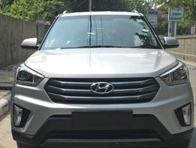 Well-maintained Hyundai Creta 2017 by owner