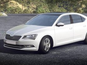 2018 Skoda Superb Corporate edition launched at Rs 23.49 lakh