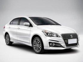 Facelifted 2018 Maruti Suzuki Ciaz Diesel Experiences a Drop in Price