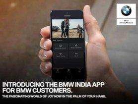 Receive All Information about Your BMW with India Mobile App
