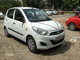 Well-maintained Hyundai i10 2012 for sale