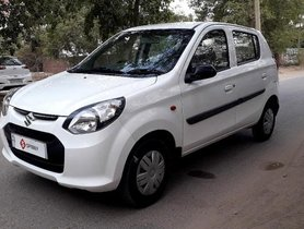 Good as new 2014 Maruti Suzuki Alto 800 for sale