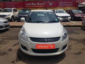 Good as new 2013 Maruti Suzuki Swift for sale