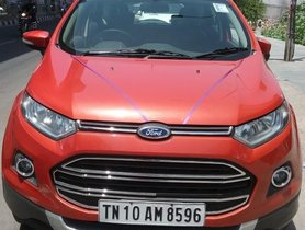 Used Ford EcoSport 1.0 Ecoboost Titanium Plus 2013 by owner