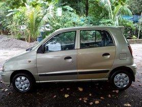 Used 2002 Hyundai Santro car at low price