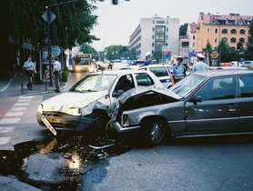 What to do when you get into a car accident in India