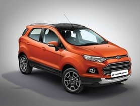 Ford EcoSport vs Tata Nexon: Competitors from the sub-compact SUVs