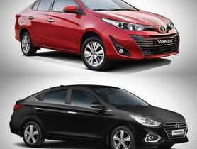 Toyota Yaris and Hyundai Verna: Which one should be your future car?