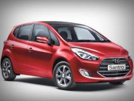 "Hyundai's New AH2 Hatchback Finally Gets the Name ""Santro""?"