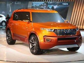 New Hyundai Carlino-Based SUV Spied Testing in India