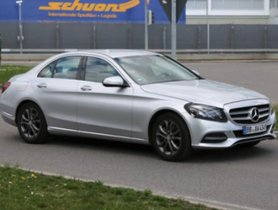 Mercedes-Benz C-Class Facelift to Launch on September 20