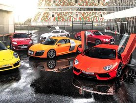 How does it feel to have a supercar in India?