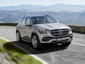 Fourth-generation Mercedes GLE Disclosed, Expected to Launch in India by 2019
