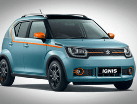Maruti India: Ignis Limited Edition Launched
