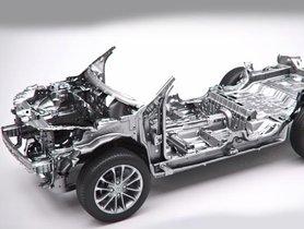 Tata Motors Explains Harrier Platform Highlights