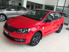 Skoda Rapid Onyx Edition Launched at the Price of Rs 9.75 Lakhs