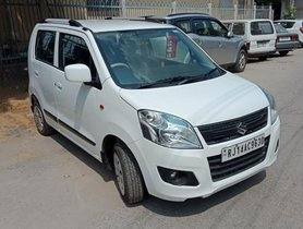 Good as new 2015 Maruti Suzuki Wagon R for sale