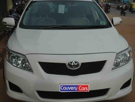 Used Toyota Corolla Altis Diesel D4DJ 2011 for sale