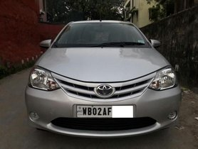 Good as new 2014 Toyota Etios Liva for sale at low price