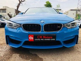Used 2016 BMW M Series car at low price