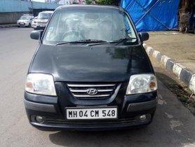Used 2006 Hyundai Santro Xing car at low price