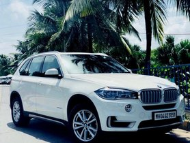 Good as new BMW X5 xDrive 30d 2015 for sale