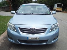 Used Toyota Corolla Altis VL AT 2009 by owner