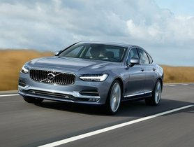Volvo S90 Momentum Launched in India at Rs. 51.90 Lakhs