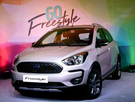 Ford Freestyle Prices Hiked up to Rs 14,000