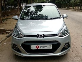 2014 Hyundai Xcent for sale at low price in Noida