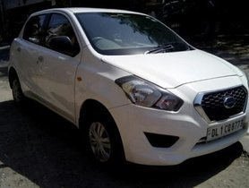 Good as new 2014 Datsun GO for sale