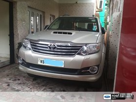 Good as new Toyota Fortuner 4x2 AT 2015 for sale