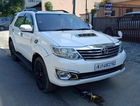 Good as new 2012 Toyota Fortuner for sale at low price