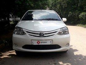 Used 2012 Toyota Etios Liva car at low price