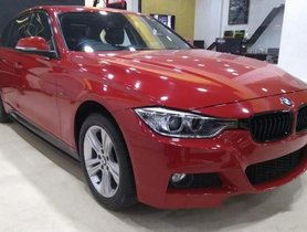 Used BMW 3 Series 320d Sport Line 2015 for sale