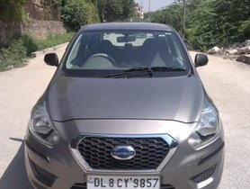 Good as new Datsun GO 2016 for sale