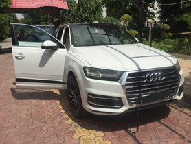 Used Audi Q7 45 TDI Quattro Technology 2016 for sale