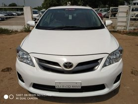 Used 2011 Toyota Corolla Altis for sale