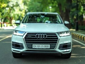 Good as new 2018 Audi Q7 for sale
