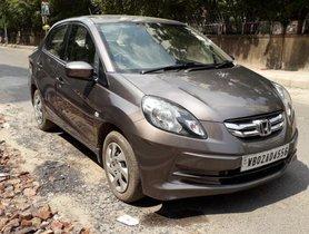 Good Honda Amaze S i-Dtech 2013 for sale