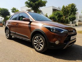 Good 2015 Hyundai i20 Active for sale