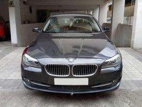 Used 2011 BMW 5 Series car at low price