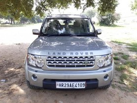 Used 2012 Land Rover Discovery 4 for sale at low price